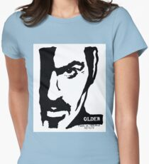 George Michael by Pasha for Goddamn Media Womens Fitted T-Shirt