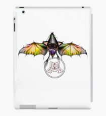 ro-bat iPad Case/Skin