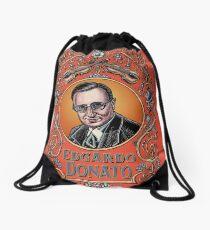 Edgardo Donato Drawstring Bag