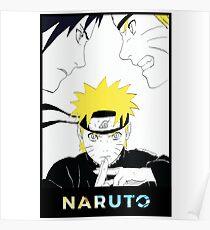 Naruto Sasuke Poster