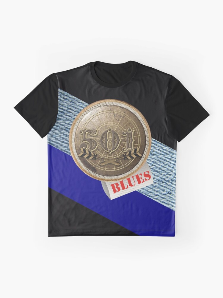 Alternate view of 501 Darts Team Graphic T-Shirt