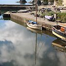 Charlestown Harbour by kalaryder