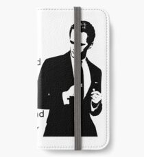 himym Barney Stinson Suit Up Awesome iPhone Wallet/Case/Skin