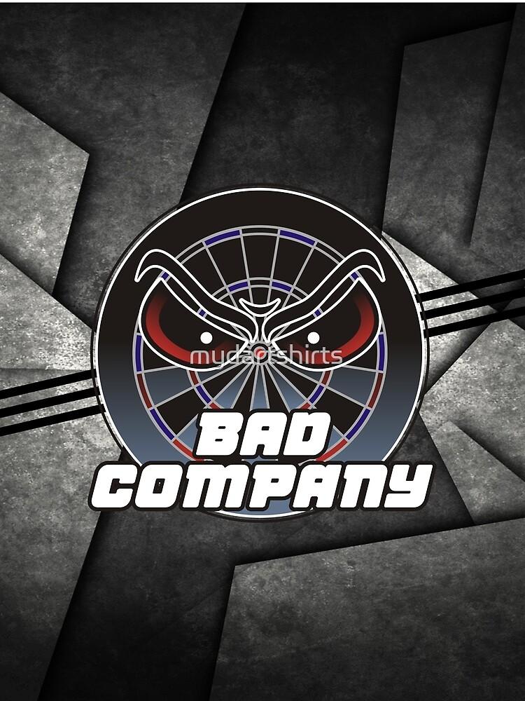 Bad Company Darts Team by mydartshirts