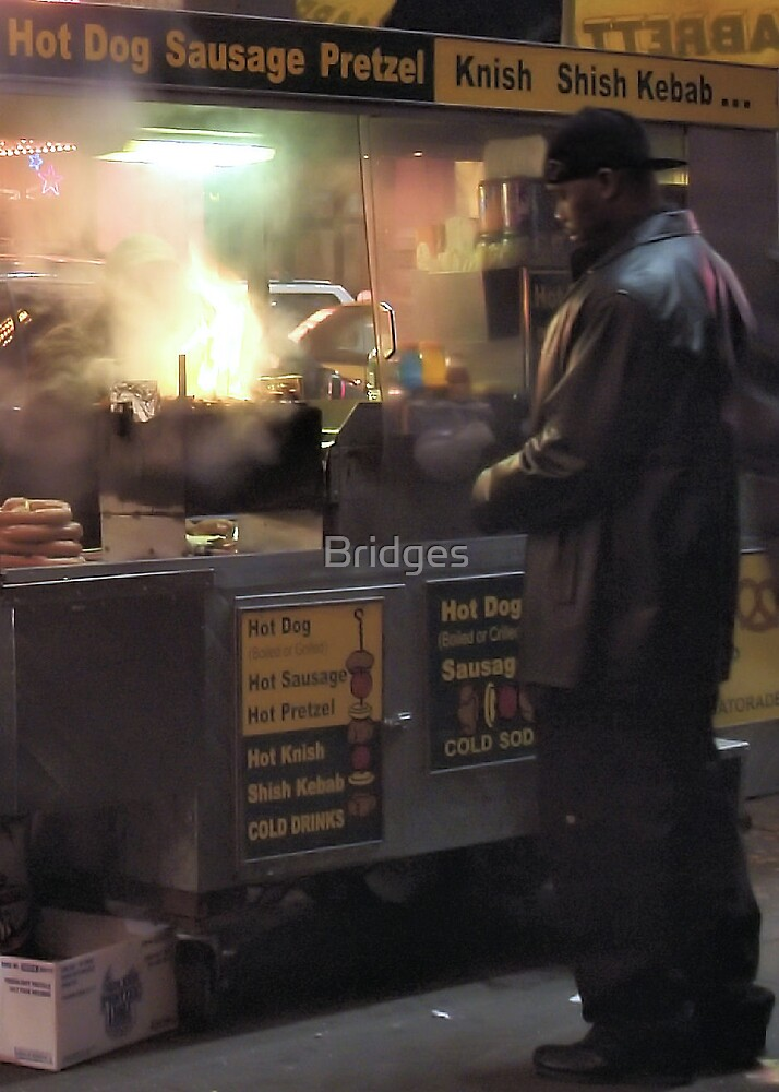 Bon Appetit in Manhattan by Bridges