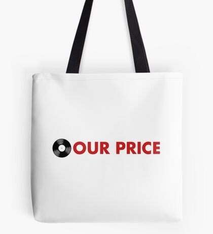 NDVH Our Price Tote Bag