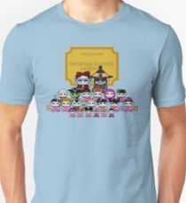 Meraki Dance School Slim Fit T-Shirt