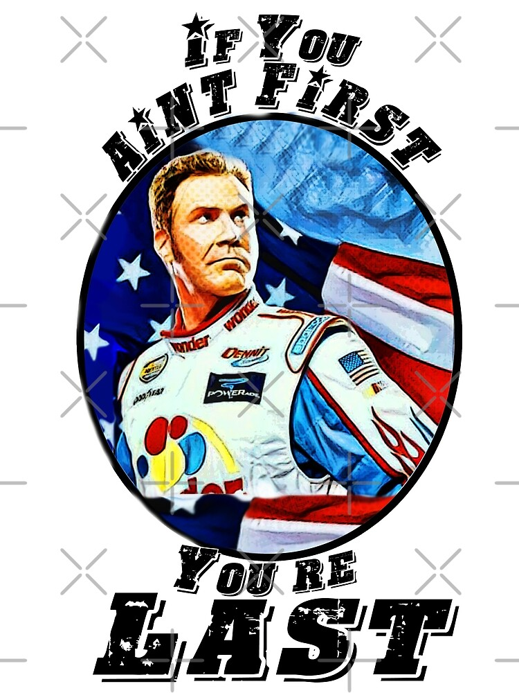 If you aint first, youre last by American  Artist