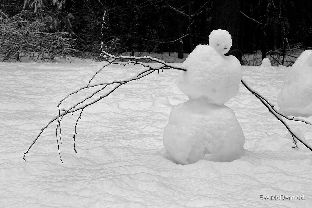 Snowman by EvaMcDermott