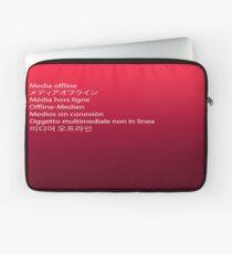 Media Offline Adobe Premiere Pro Laptop Sleeve