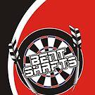 Bent Shafts Darts Team by mydartshirts