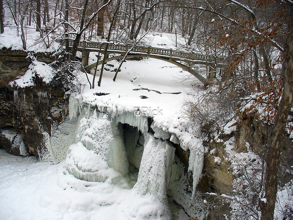 Frozen Falls by ERick