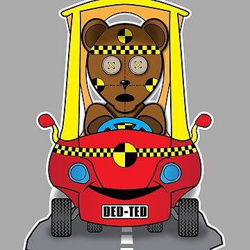 Crash Test Ted by ScottyTattoo