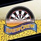 Brew Crew Darts Team by mydartshirts