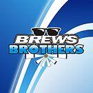 Brews Brothers Darts Team by mydartshirts