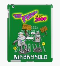 Flight of the Conchords - Binary Solo - Robots 2 iPad Case/Skin