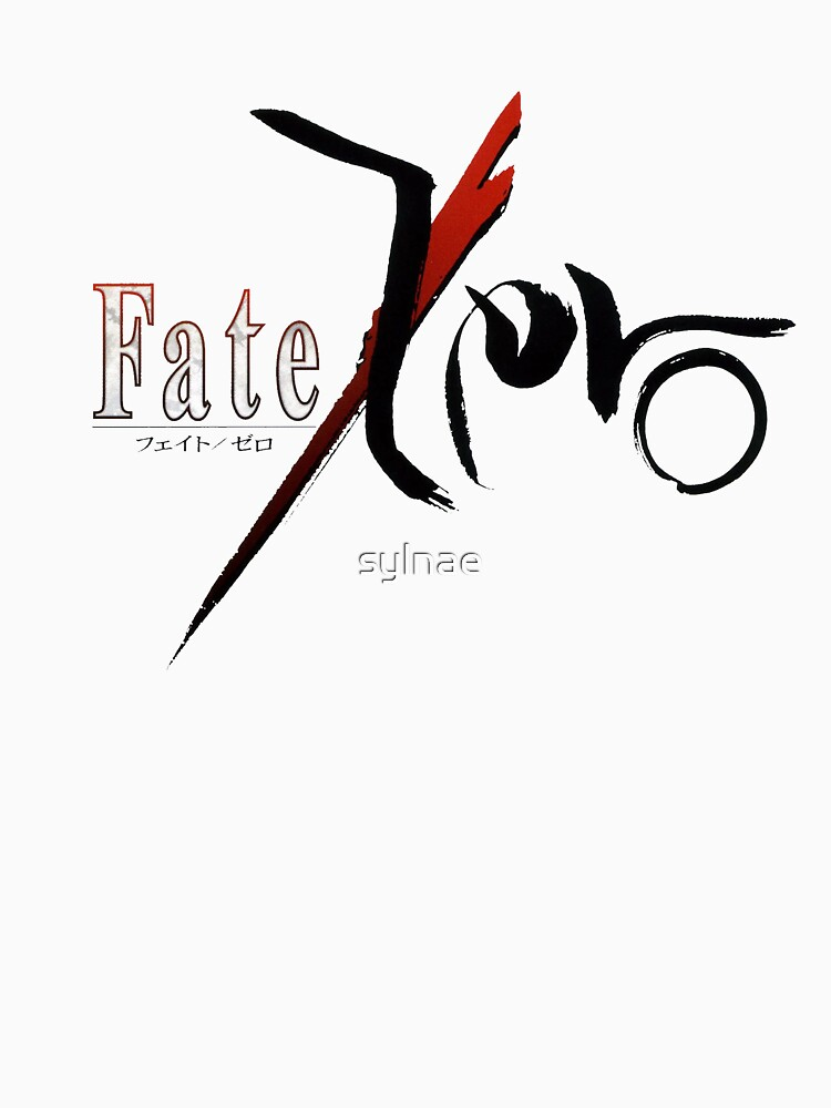 Fate/Zero Logo by sylnae