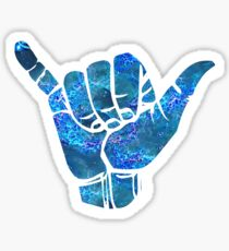 SHAKA Galaxy Sticker