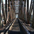 Rusty Railroad  by ahedges