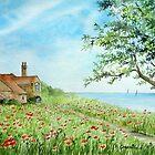 Poppy Field by Farida Greenfield