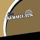 Cork Soakers Darts Team by mydartshirts