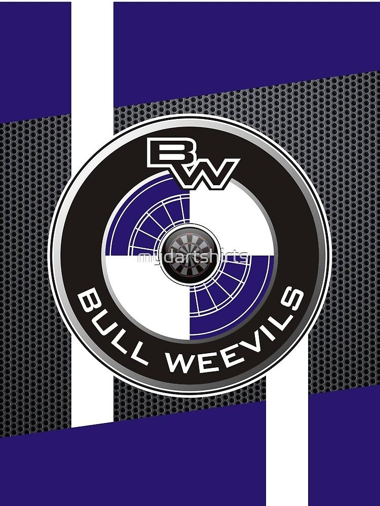 Bull Weevils Darts Team by mydartshirts