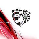 Dartin' Divas Darts Team by mydartshirts