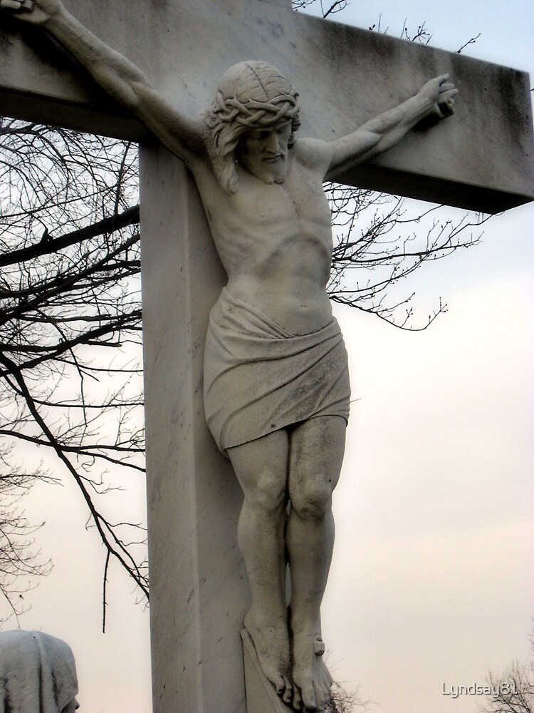 On the Cross by Lyndsay81
