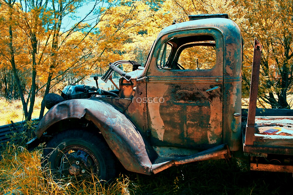 All Dried Out by rossco