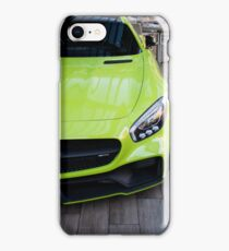 Mercedes AMG GT @ Cars and Coffee! iPhone Case/Skin