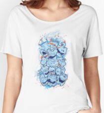 Silly Silly Fun Fun Characters Women's Relaxed Fit T-Shirt