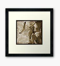 ethereal Framed Print