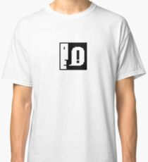 Mac Attention Icon Classic T-Shirt