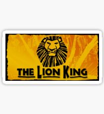 The Lion King Sticker