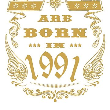 Legen are bom in 1991 by icaShop
