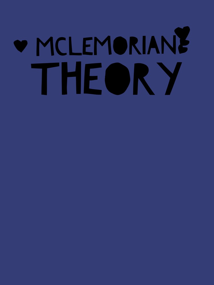 Mclemorian Theory - Hearts by tees4gees