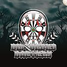 Disturbed Darters Darts Team by mydartshirts