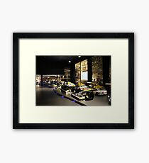 Williams F1 1980s & 1990s Framed Print