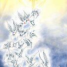 Star of Peace by Lisa Eshkenazi