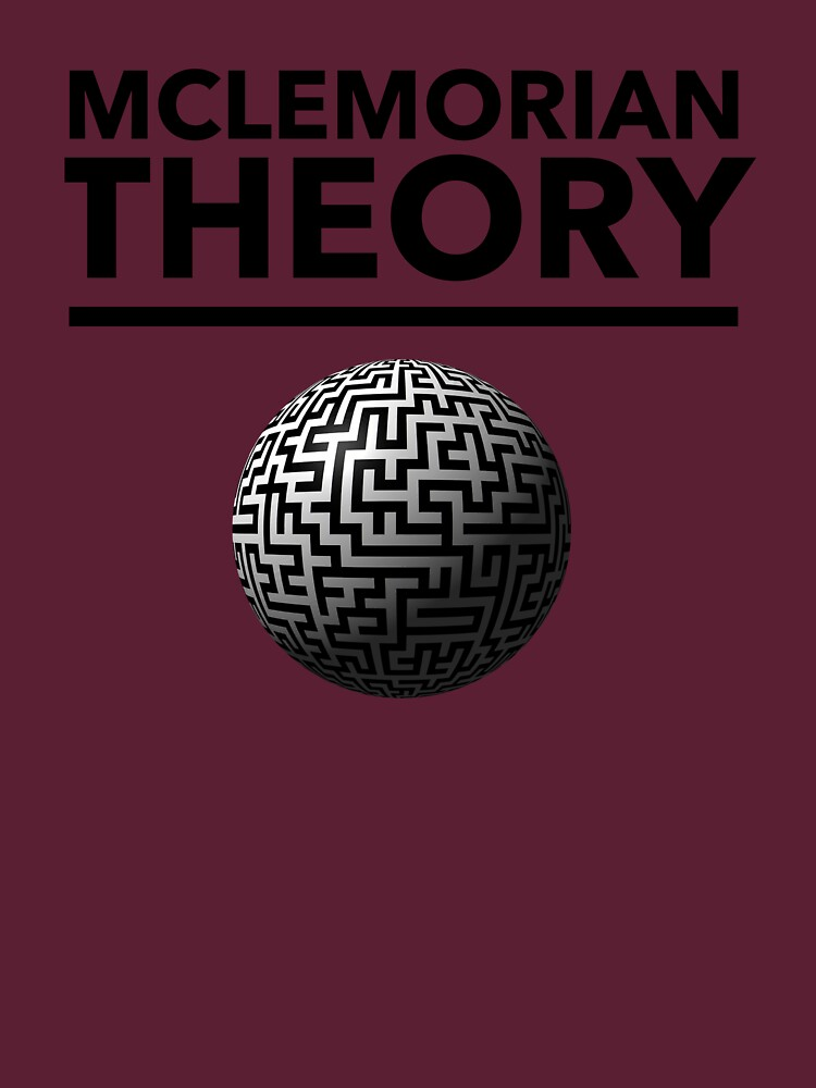 Mclemorian Theory- Worldly Maze by tees4gees