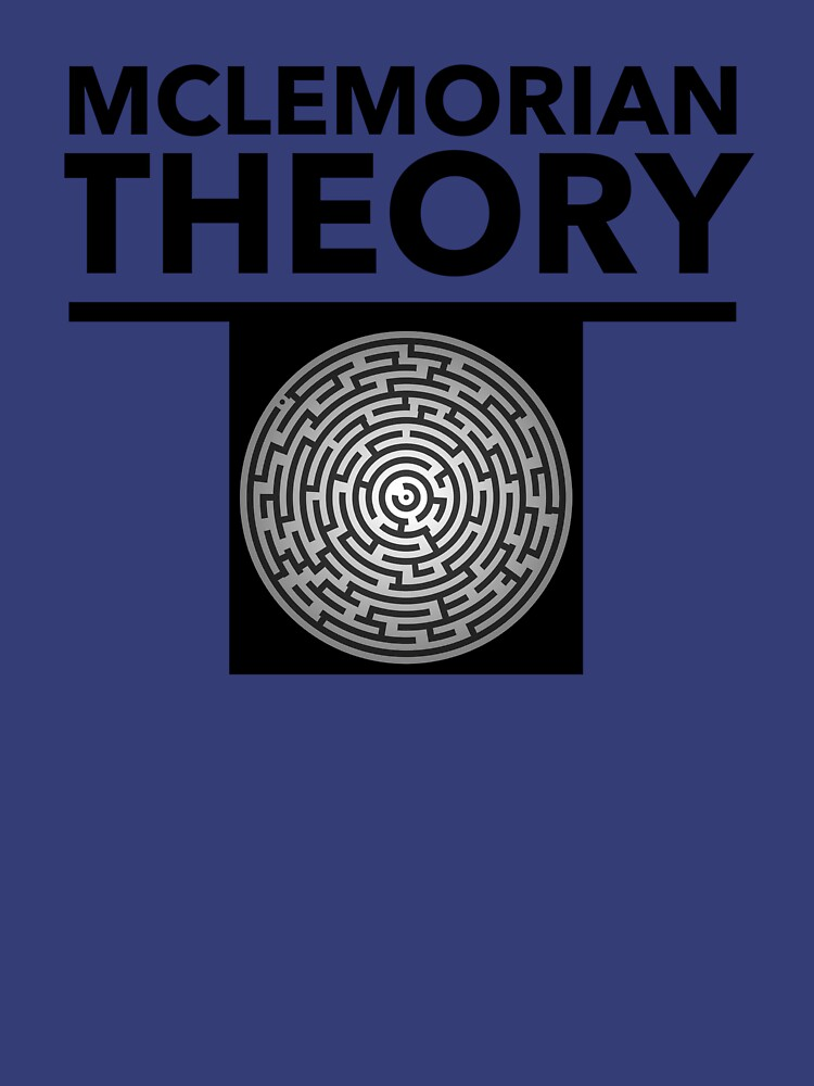 Mclemorian Theory- Boxed In By Life by tees4gees