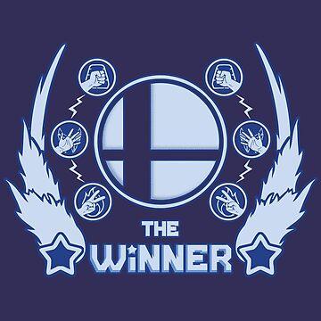 Super Smash Bros by VSpeedLox