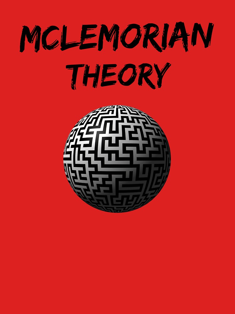 Mclemorian Theory - Trapped by tees4gees