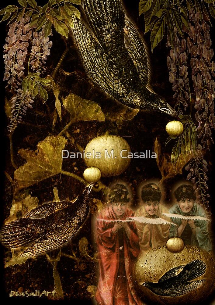 Lluvia de calabazas... by Daniela M. Casalla