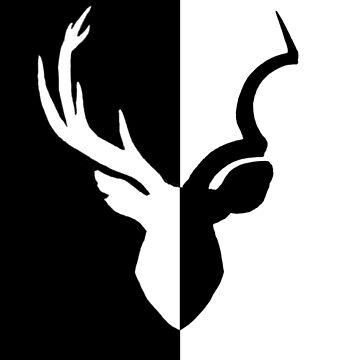 Stag & Kudu  by Babalas