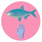 Fish and A Hand by kubrick215
