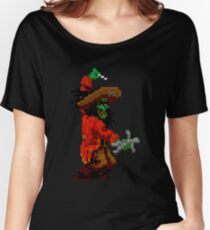 LeChuck & voodoo doll Women's Relaxed Fit T-Shirt