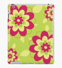 Retro Spring iPad Case/Skin