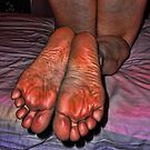 Refugee Soles by photobylorne