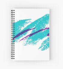 Jazz cup Spiral Notebook
